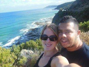 Day 1 : Melbourne - Torquey - Johanna beach : 228 km dans 1. The Great Ocean Road dscn2011-300x225